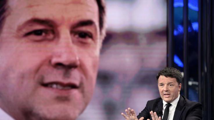 "Governo, Renzi: ""Senza accordo entro Pasqua sfiducia a Bonafede"""