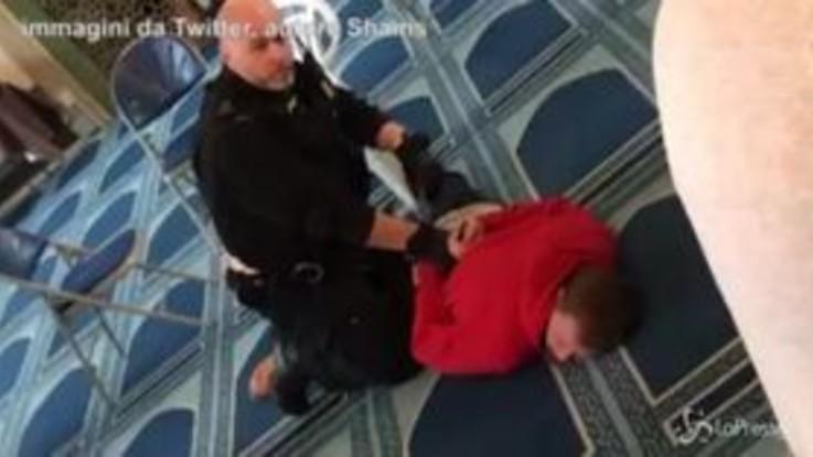 Londra, imam accoltellato in una moschea: l'arresto dell'aggressore