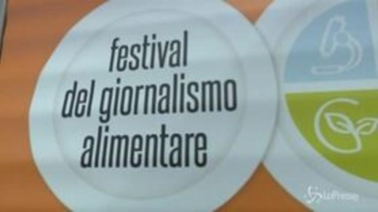 Torino, al via il Festival del giornalismo alimentare
