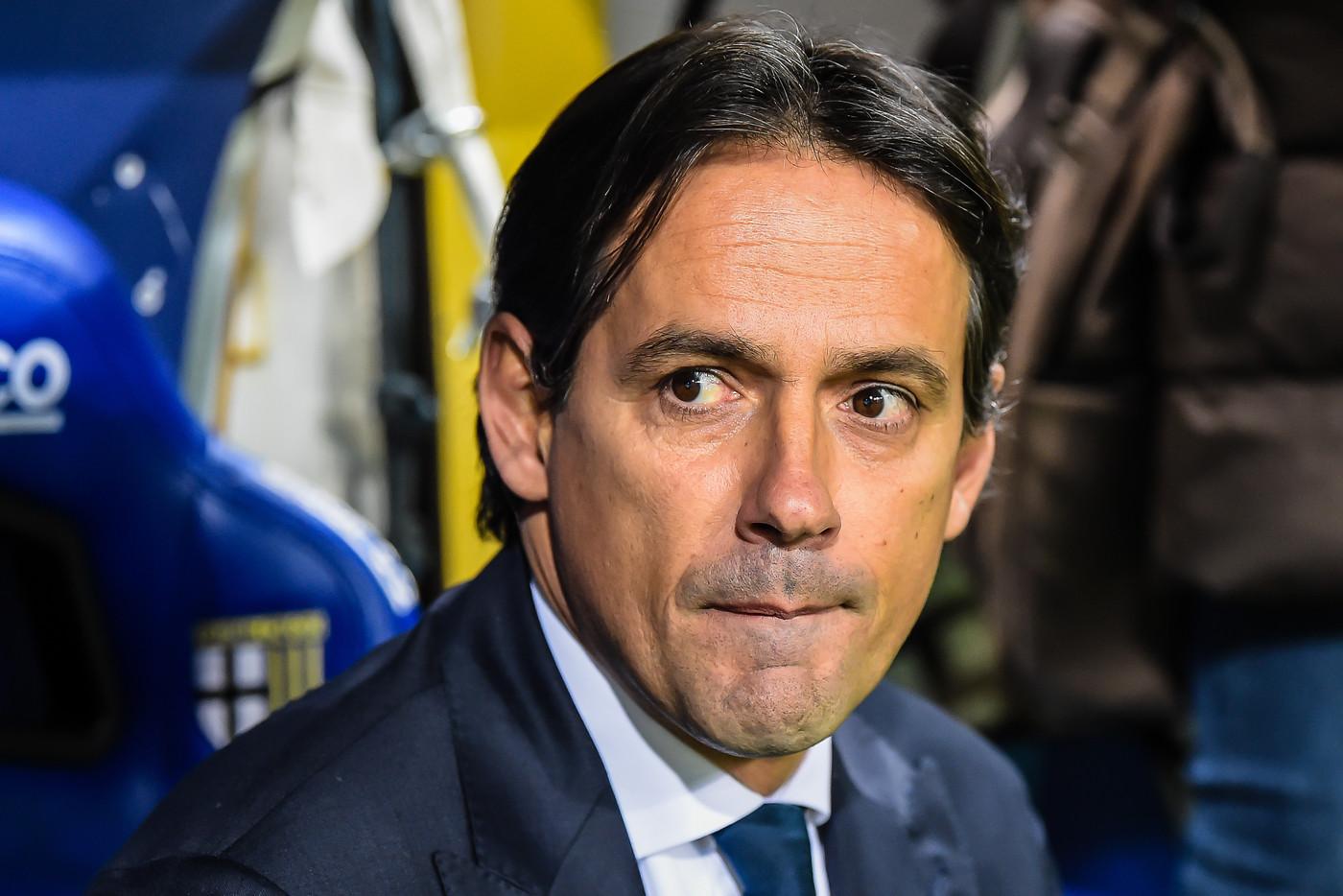 """Serie A: Genoa-Lazio, Inzaghi: """"Umili e consapevoli. Acerbi? Da valutare"""""""