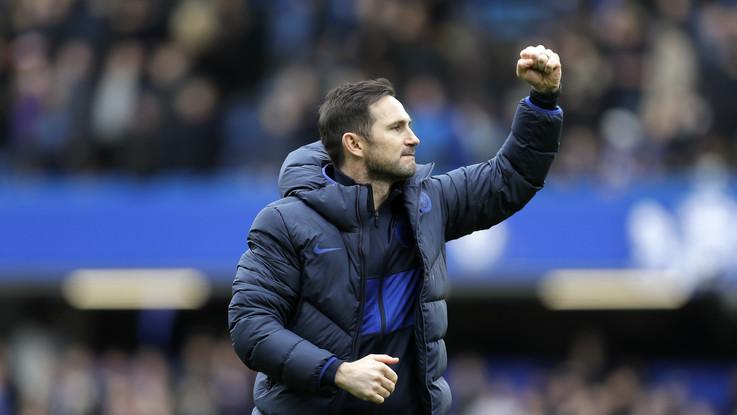 Premier: Lampard beffa Mourinho, al Chelsea il derby di Londra