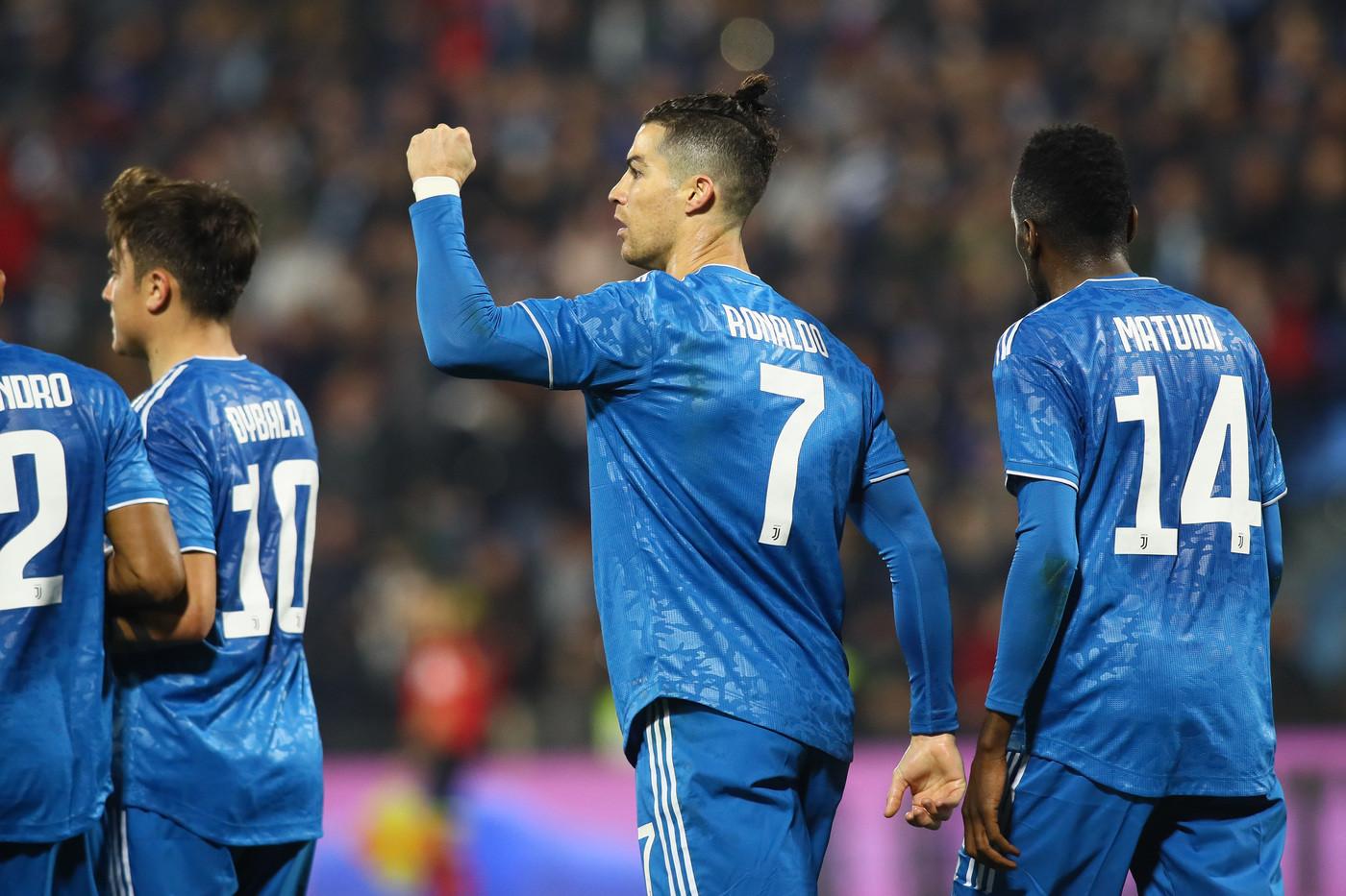 Serie A, Spal-Juve 1-2: Ronaldo e Ramsey regalano il +4 sulla Lazio