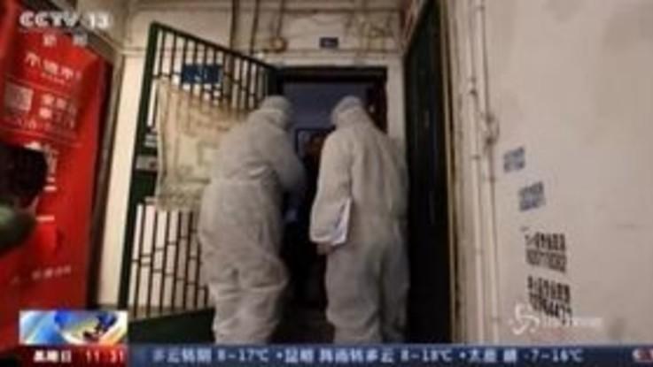 Coronavirus: cittadini di Wuhan ancora isolati, il cibo arriva a casa