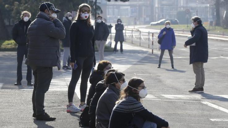 Emergenza Coronavirus: oltre 100 i contagiati in Italia - Aggiornamento tempo reale
