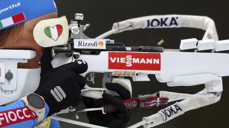 Mondiali di biathlon: Wierer argento nella mass star. Oro alla Roeiseland
