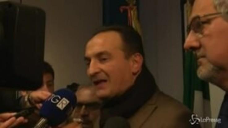 """Coronavirus, Cirio: """"6 casi accertati in Piemonte, chiusura scuole e stop a eventi"""