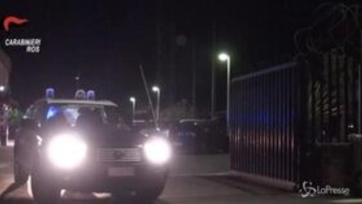 Mafia, blitz a Catania: 23 arresti per omicidi degli anni Ottanta