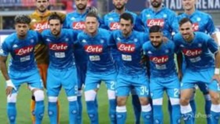 Champions, il Napoli sfida il Barcellona di Messi
