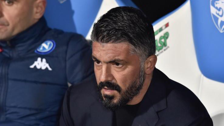 Napoli, Gattuso e la 'prima' in Champions: Con Barça senza paura