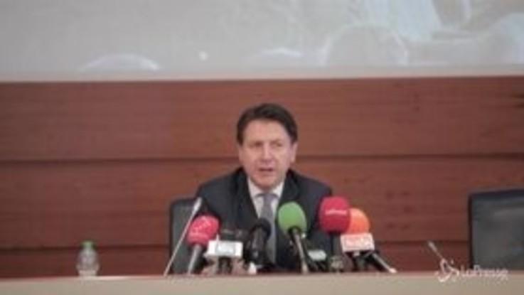 """Coronavirus, Conte: """"Misure straordinarie per soddisfare esigenze nazionali"""""""