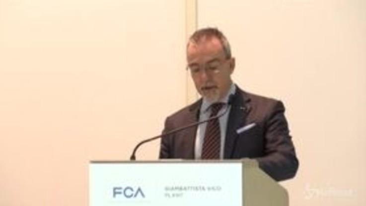 """FCA, Gorlier: """"Servono incentivi rottamazione per acquisto auto elettriche"""""""