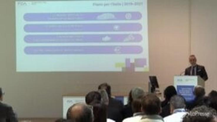 Fca, Gorlier: Tonale in produzione a Pomigliano da metà 2021