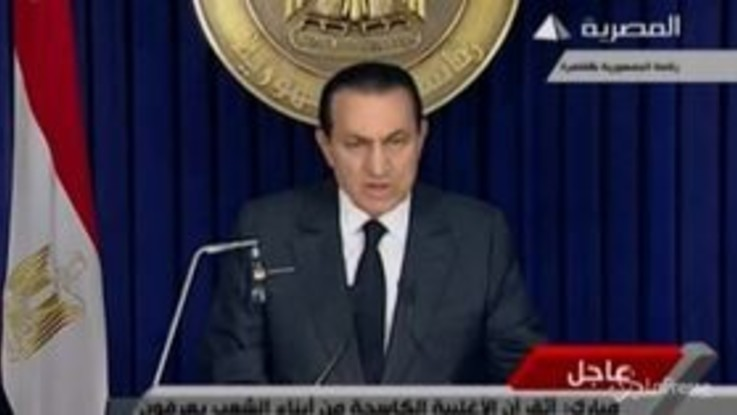 Egitto: è morto Hosni Mubarak, l'ex presidente aveva 91 anni