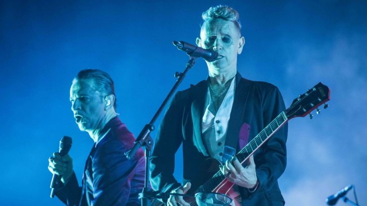 Depeche Mode, esce il 27 marzo il dvd documentario 'Spirits in the Forest'