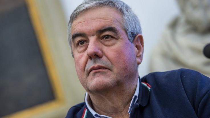 """Coronavirus, Borrelli: """"In Italia i contagiati sono 400, non abbiamo notizie ufficiali sui minori"""""""