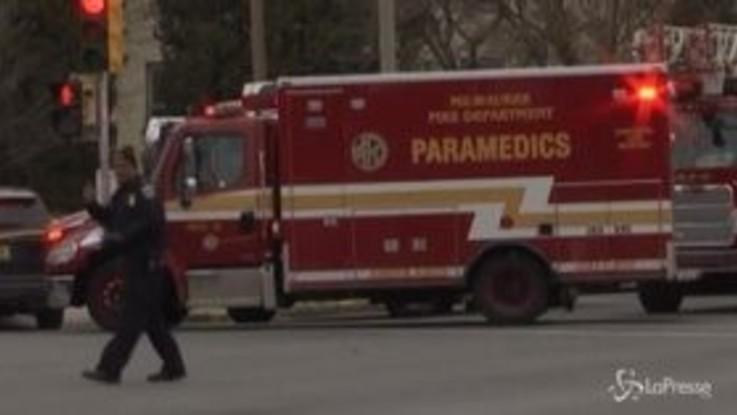 Sparatoria a Milwaukee, 6 morti compreso il killer