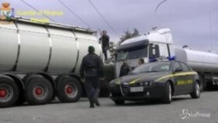Perugia: maxi truffa nel settore carburanti, 3 arresti