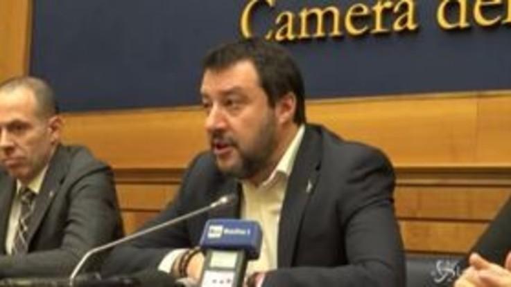 """Coronavirus, Salvini su Fontana: """"Deve prendere precauzioni, se qualcuno vuole aprire un'inchiesta.."""""""