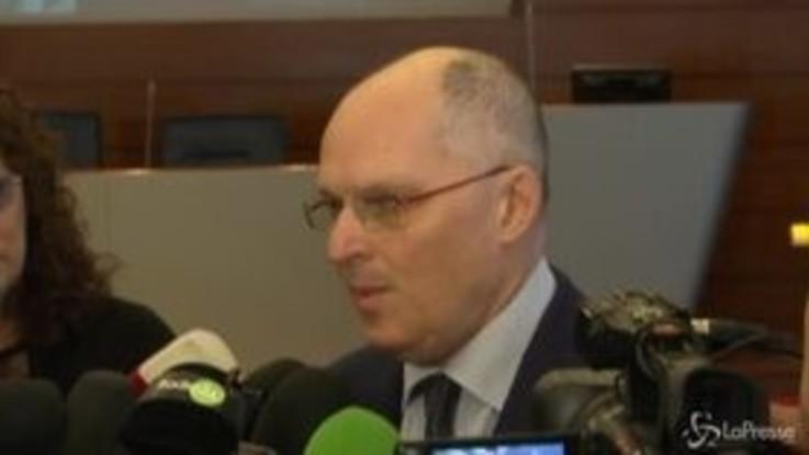 """Coronavirus, Ricciardi (Oms): """"Germania ha fatto meno di 1000 tamponi, noi oltre 10mila""""AP"""
