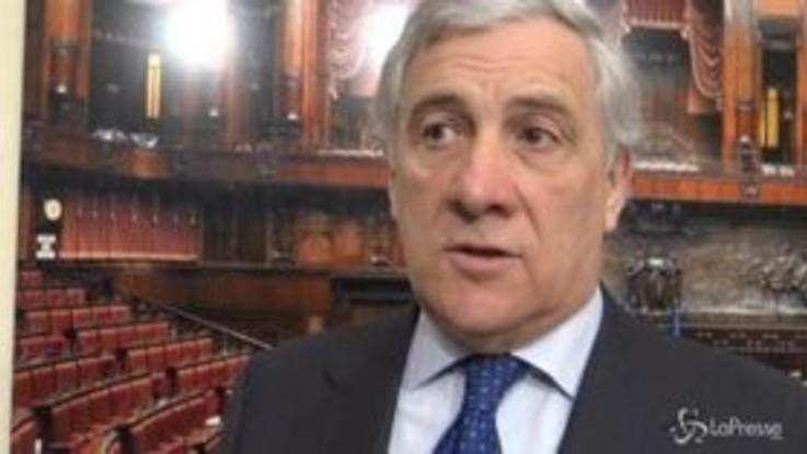 """Allarmismo Coronavirus, Tajani: """"Forse non si volevano toccare i giganti del web"""""""