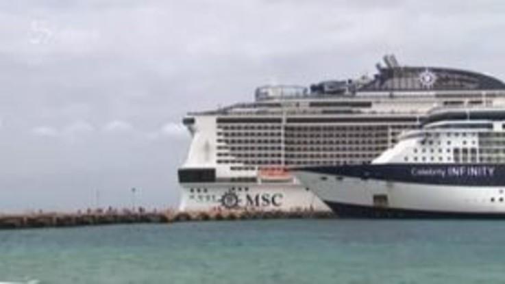 Coronavirus: Il Messico autorizza lo sbarco dei passeggeri dell'Msc Meraviglia
