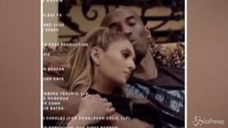 Momenti in famiglia con Kobe e Gigi, il video di Vanessa Bryant commuove il web