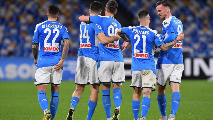 Serie A: Napoli-Torino 2-1