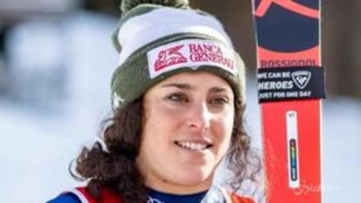 Sci, Brignone vince Coppa del Mondo di combinata