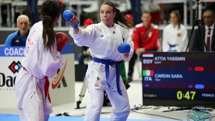 Karate, Premier League: pioggia di medaglie azzurre a Salisburgo. Luigi Busà e Busato alle Olimpiadi