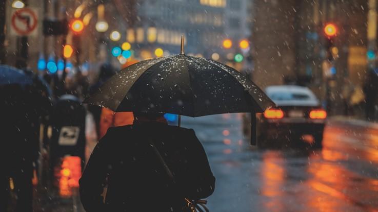 Il meteo del 2 e 3 marzo: maltempo con pioggia al Centro-Nord