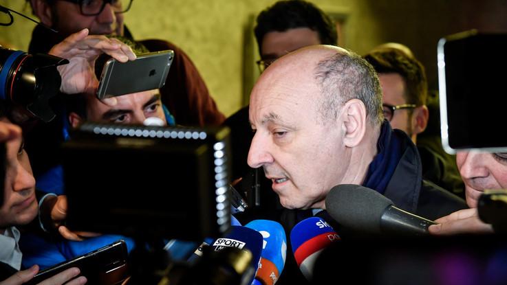 Coronavirus, Marotta: Juve-Inter lunedì 9 marzo è un'ipotesi di buon senso