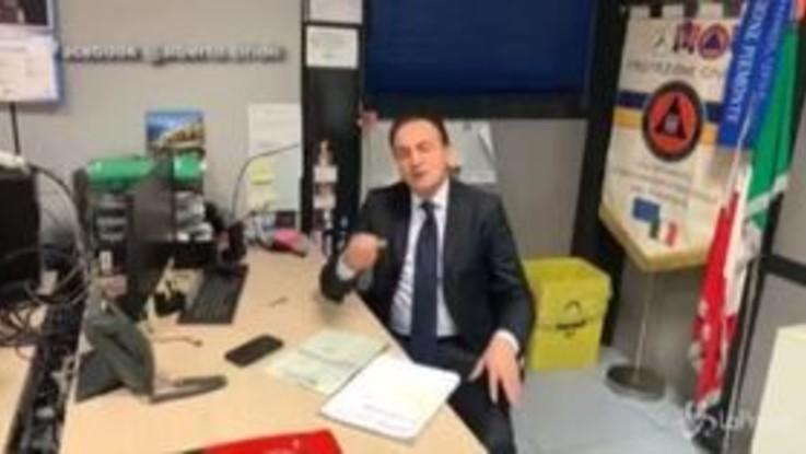 """Coronavirus, Cirio: """"Scuole chiuse in Piemonte per tutta la settimana"""""""