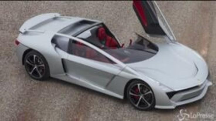 Giorgetto e Fabrizio Giugiaro presentano 3 nuove super cars elettriche