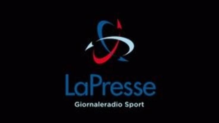 3 marzo - Il Giornaleradio Sport delle 15