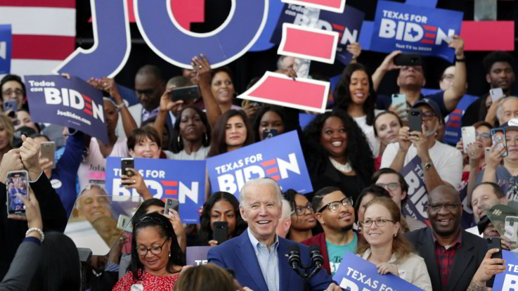 Usa 2020, Joe Biden trionfa nel Super Tuesday
