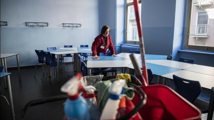 Governo: scuole e università chiuse fino a metà marzo