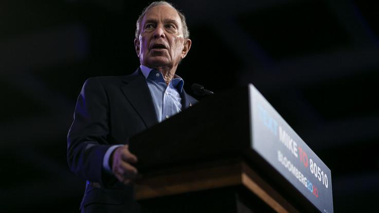 Usa 2020, Bloomberg si ritira da primarie Dem e appoggia Biden