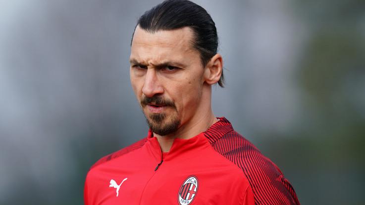 Milan, Ibrahimovic enigmatico sui social: Fallo con passione o non farlo