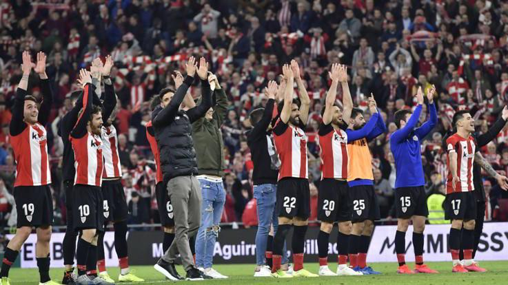 Coppa del Re, Athletic Bilbao in finale: derby basco con Real Sociedad