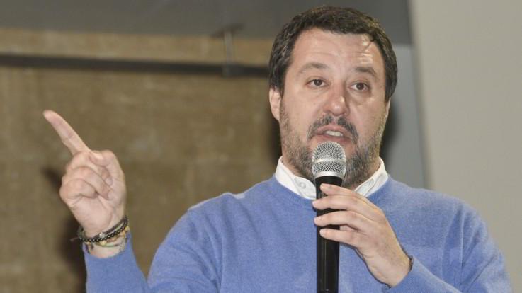 """Coronavirus, positivo agente scorta Salvini. Il leader della Lega: """"Nessun contatto con lui"""""""