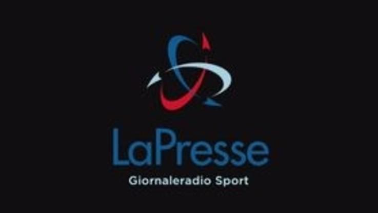 7 marzo - Il giornaleradio-sport delle 15