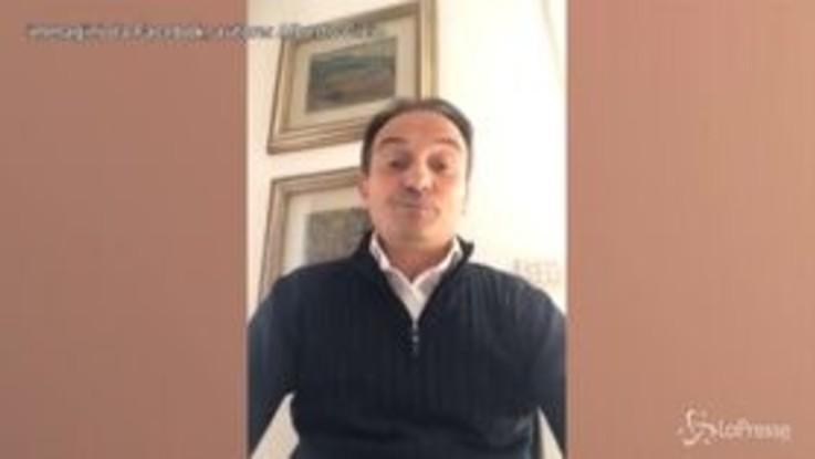 """Piemonte, l'annuncio di Alberto Cirio: """"Sono positivo al coronavirus"""""""