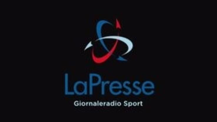 8 marzo - Il giornaleradio-sport delle 15