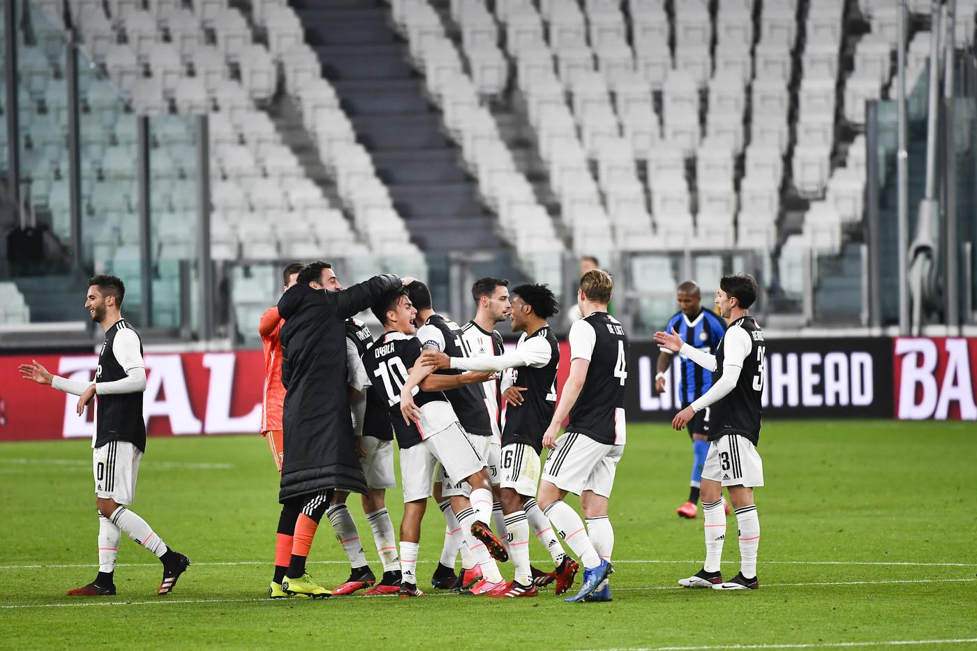 Serie A, Juve torna leader: Inter spuntata cade 2-0, addio allo scudetto