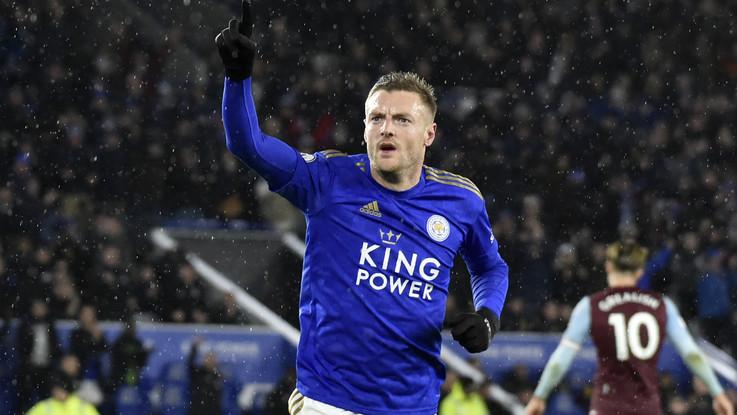 Premier League, Leicester travolgente fa poker con l'Aston Villa