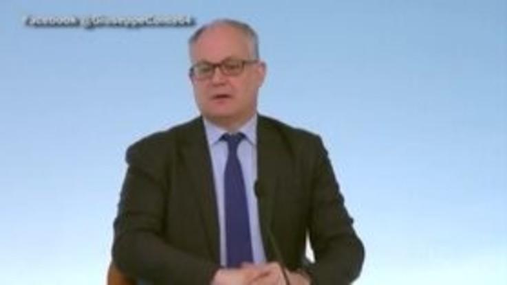 """Coronavirus, Gualtieri: """"Scostamento da 20 mld indebitamento netto"""""""