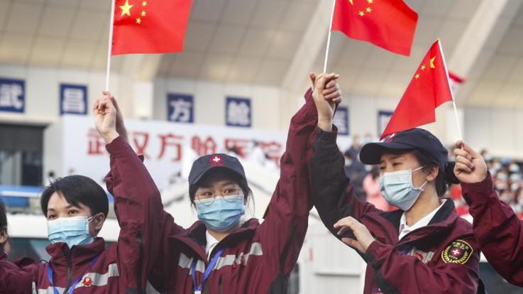 Coronavirus, Cina: Superato picco epidemia