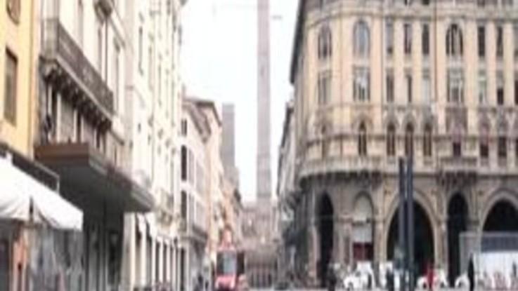 Decreto conto l'epidemia, Bologna è una città fantasma