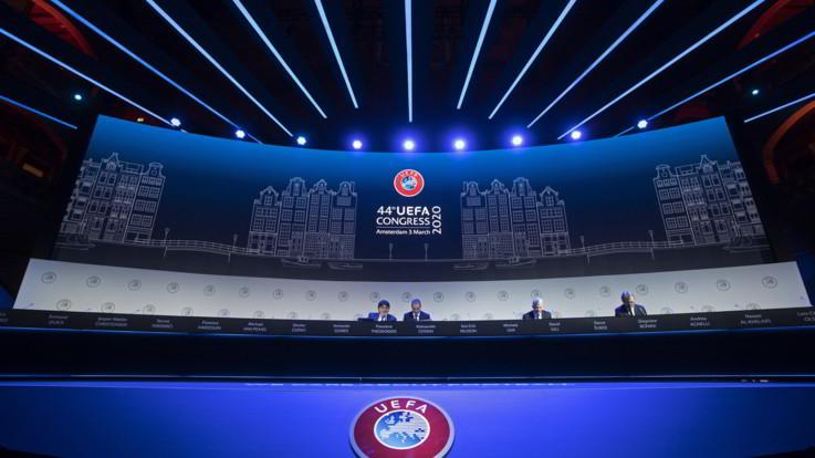 Coronavirus, rinviati da Uefa gli ottavi di Champions ed Europa League