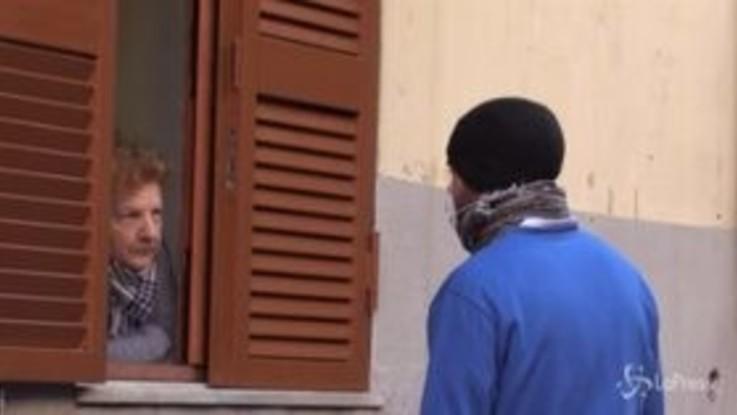 Coronavirus, Napoli: i volontari della Gioventù Cattolica in aiuto degli anziani soli